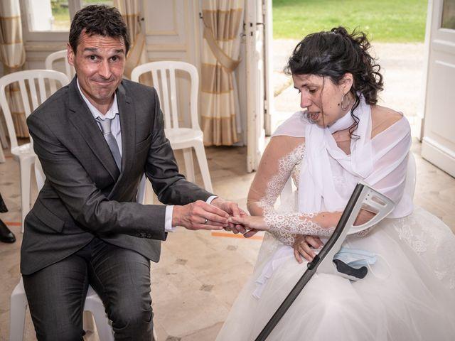 Le mariage de Eric et Hyacinthe à Bruges, Gironde 8