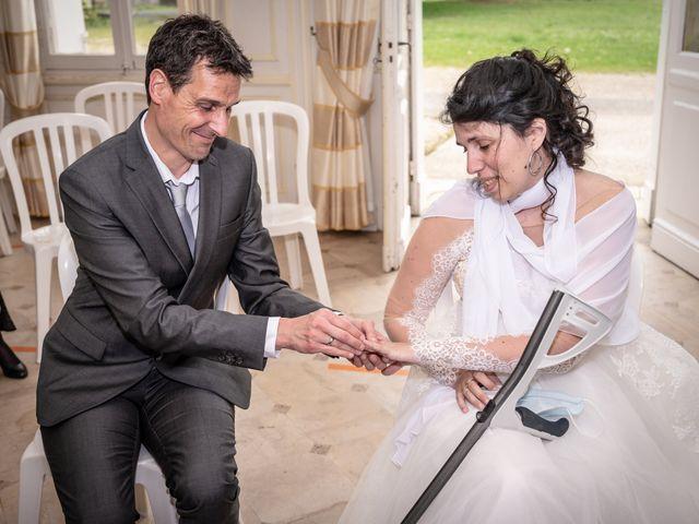 Le mariage de Eric et Hyacinthe à Bruges, Gironde 9