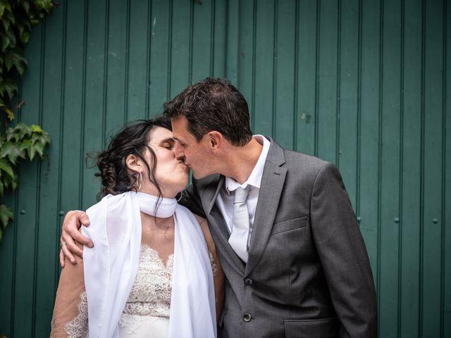 Le mariage de Hyacinthe et Eric