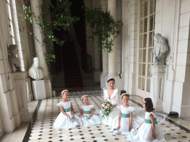 Le mariage de Alexandre et Auriane à Gallardon, Eure-et-Loir 4