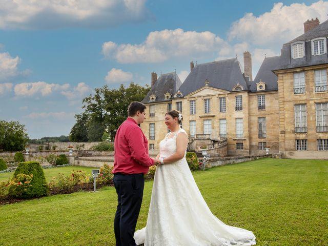 Le mariage de Clémentine et Alexandre à Soisy-sous-Montmorency, Val-d'Oise 9