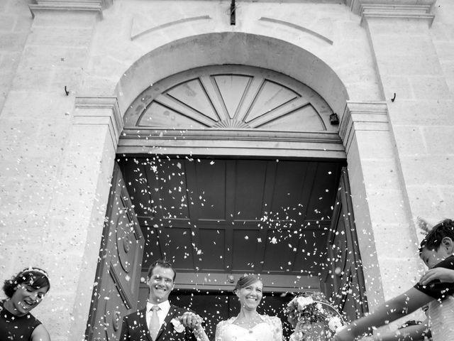 Le mariage de Julien et Adeline à Montarnaud, Hérault 3