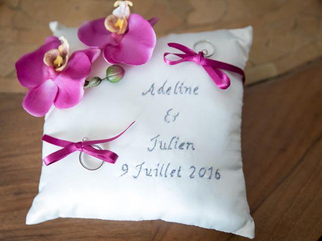Le mariage de Julien et Adeline à Montarnaud, Hérault 2