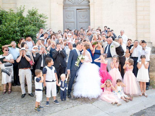Le mariage de Julien et Adeline à Montarnaud, Hérault 8
