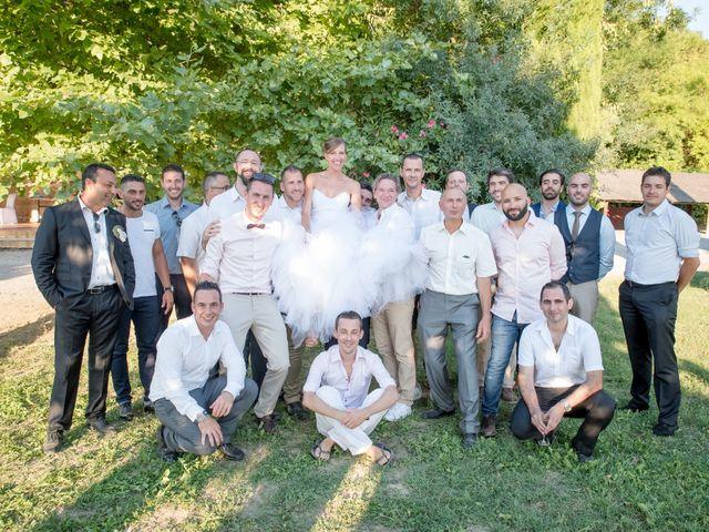 Le mariage de Julien et Adeline à Montarnaud, Hérault 16