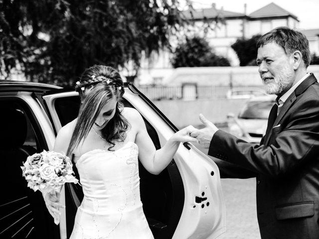 Le mariage de Geoffrey et Marie-Eve à Lezoux, Puy-de-Dôme 16