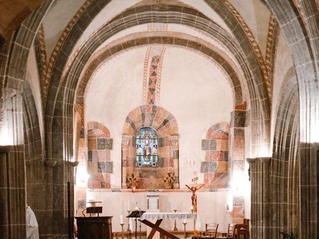 Le mariage de Geoffrey et Marie-Eve à Lezoux, Puy-de-Dôme 23