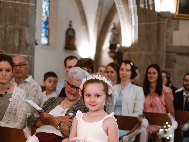 Le mariage de Geoffrey et Marie-Eve à Lezoux, Puy-de-Dôme 28