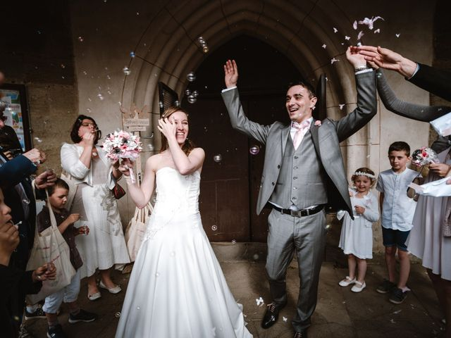 Le mariage de Geoffrey et Marie-Eve à Lezoux, Puy-de-Dôme 30