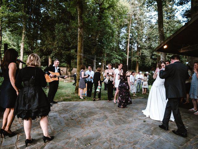 Le mariage de Geoffrey et Marie-Eve à Lezoux, Puy-de-Dôme 40