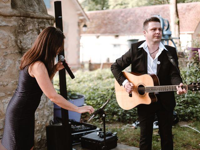Le mariage de Geoffrey et Marie-Eve à Lezoux, Puy-de-Dôme 42