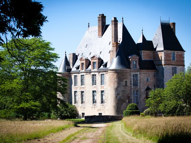 Le mariage de Edouard et Elisabeth à La Bussière, Loiret 1