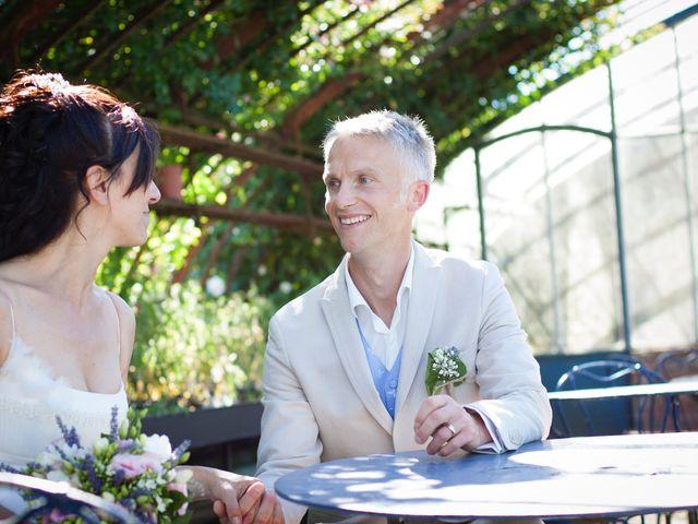 Le mariage de Edouard et Elisabeth à La Bussière, Loiret 2