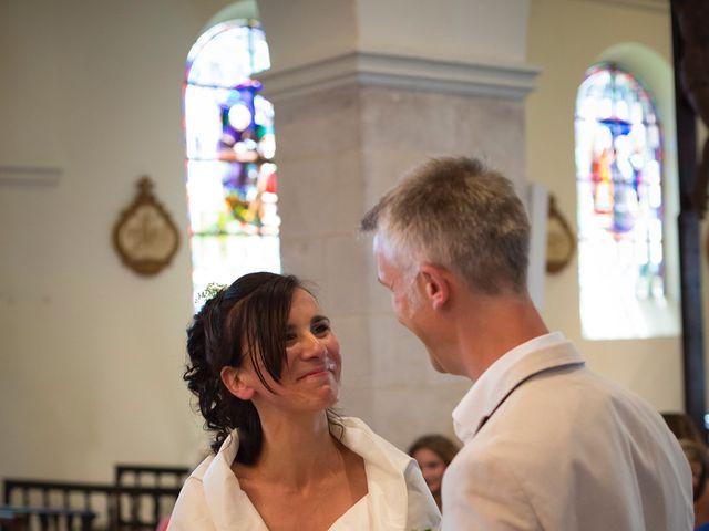 Le mariage de Edouard et Elisabeth à La Bussière, Loiret 4