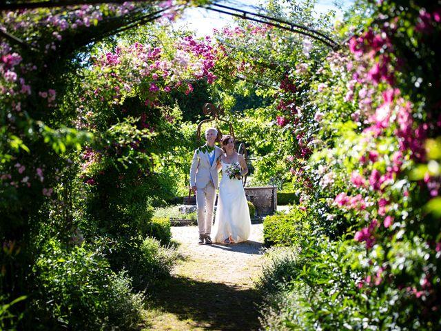 Le mariage de Edouard et Elisabeth à La Bussière, Loiret 8