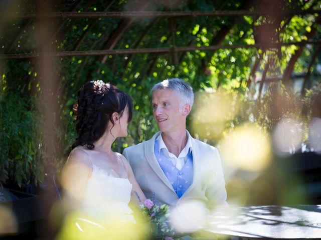 Le mariage de Edouard et Elisabeth à La Bussière, Loiret 10