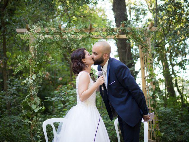 Le mariage de Ophélie et Karim