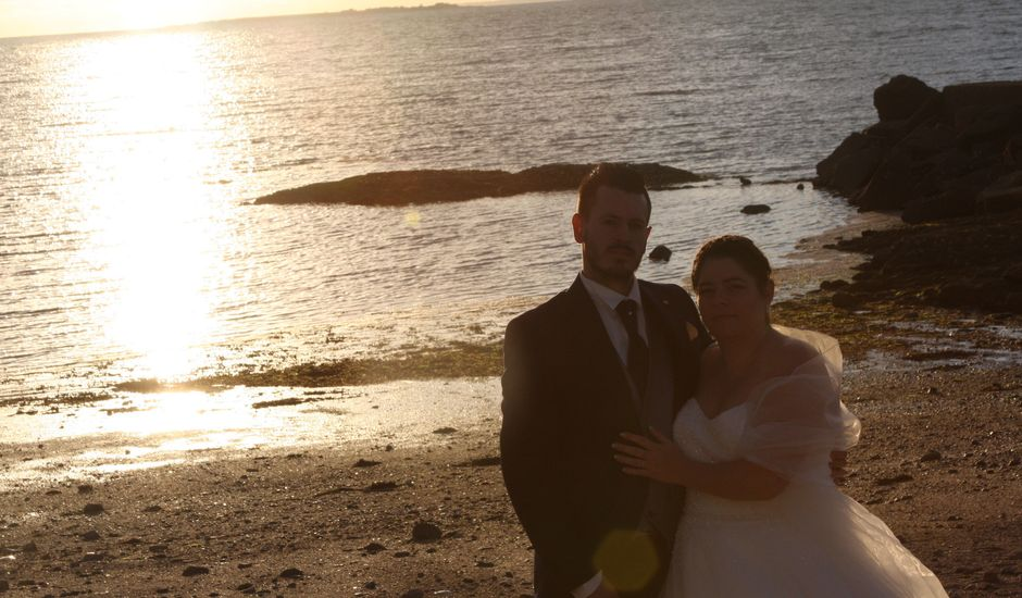 Le mariage de Richard et Lucie à Monnières, Loire Atlantique