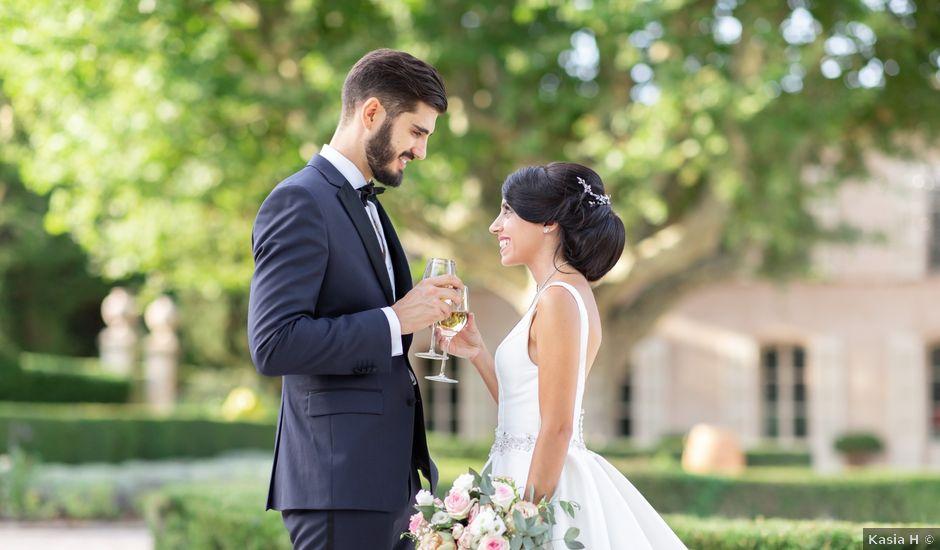 Le mariage de Bastien et Océane à Fréjus, Var