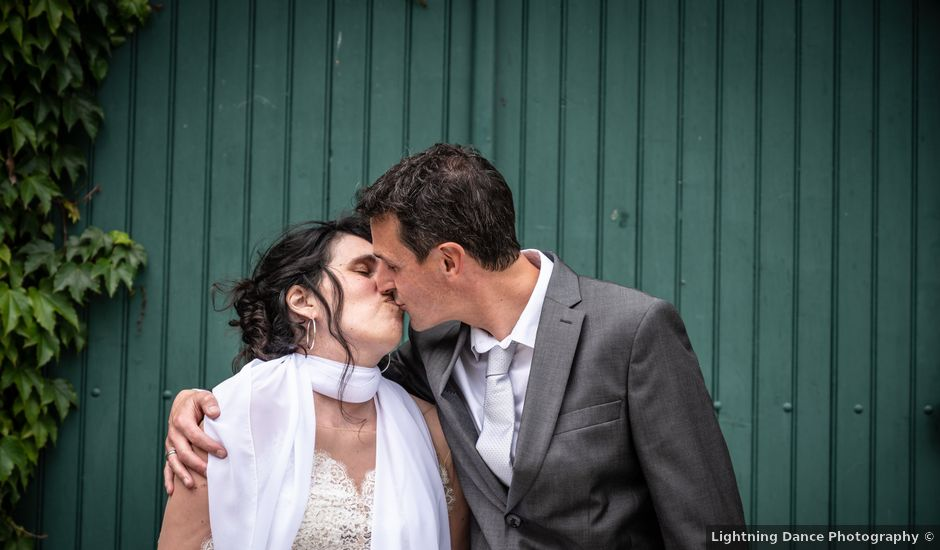 Le mariage de Eric et Hyacinthe à Bruges, Gironde