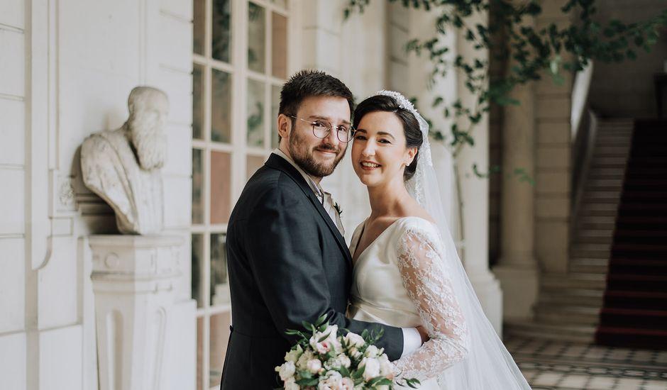 Le mariage de Alexandre et Auriane à Gallardon, Eure-et-Loir