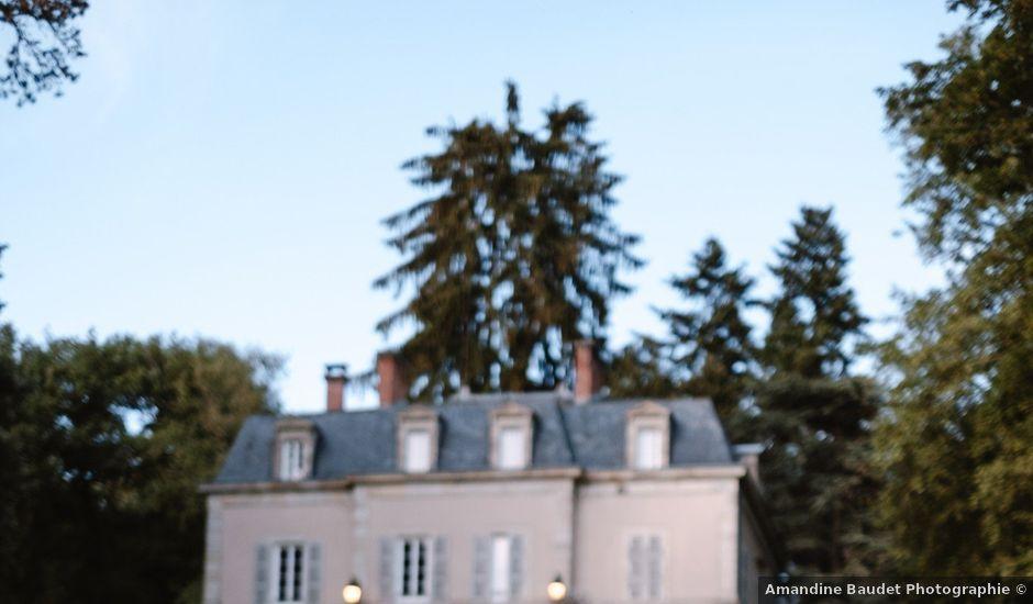 Le mariage de Geoffrey et Marie-Eve à Lezoux, Puy-de-Dôme