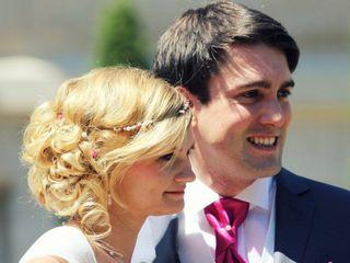 Le mariage de Sophie et Benoit