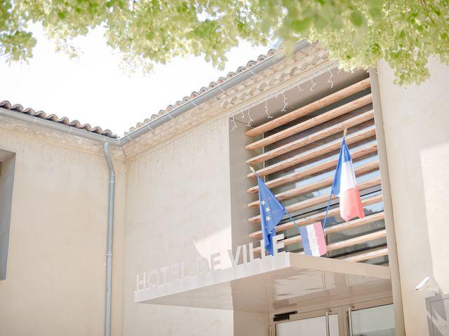 Le mariage de Julian et Zoé à Aigues-Vives, Hérault 15