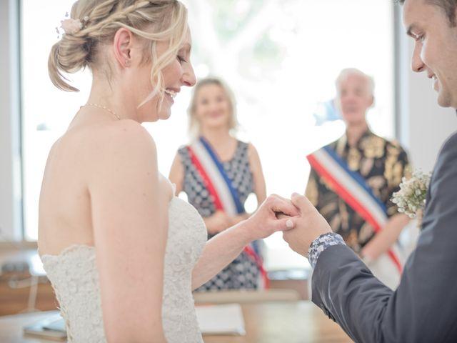 Le mariage de Julian et Zoé à Aigues-Vives, Hérault 18