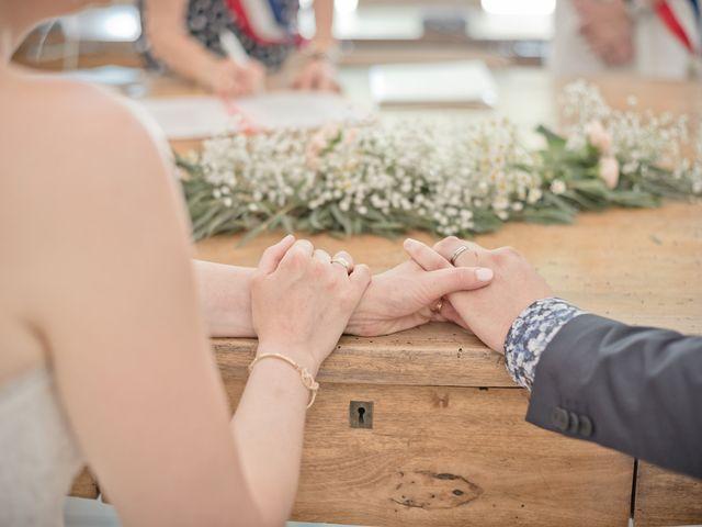 Le mariage de Julian et Zoé à Aigues-Vives, Hérault 19