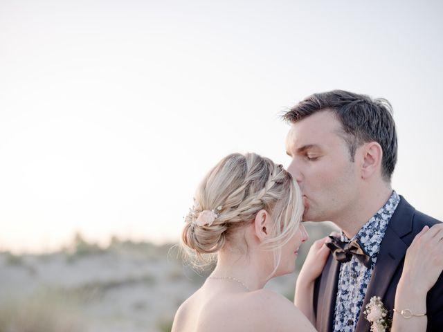 Le mariage de Julian et Zoé à Aigues-Vives, Hérault 27