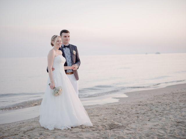Le mariage de Julian et Zoé à Aigues-Vives, Hérault 29