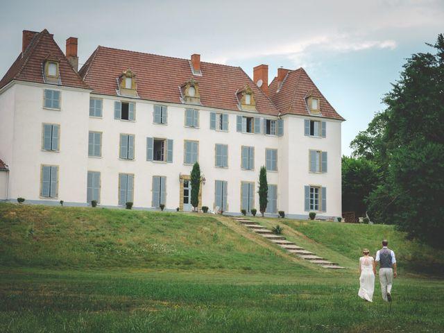 Le mariage de Nicolas et Cécile à Roanne, Loire 26