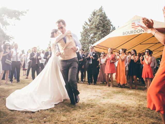Le mariage de Louis et Julie à Hermeray, Yvelines 75
