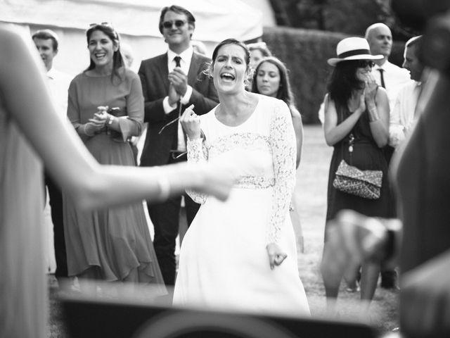 Le mariage de Louis et Julie à Hermeray, Yvelines 76