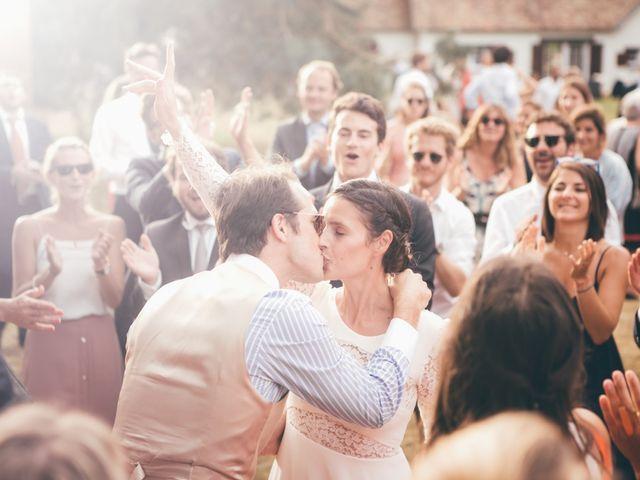 Le mariage de Julie et Louis