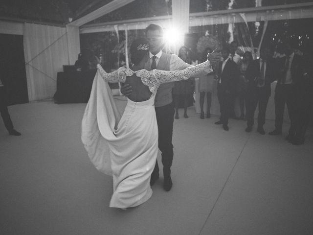 Le mariage de Louis et Julie à Hermeray, Yvelines 93
