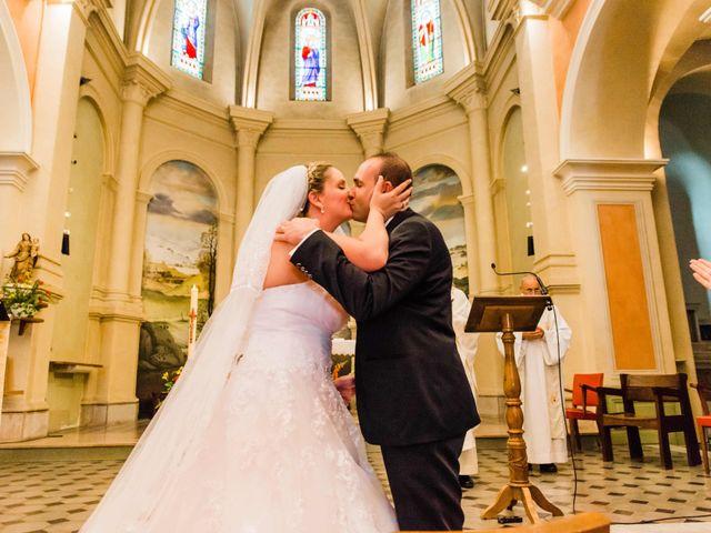 Le mariage de Marjory et Nicolas