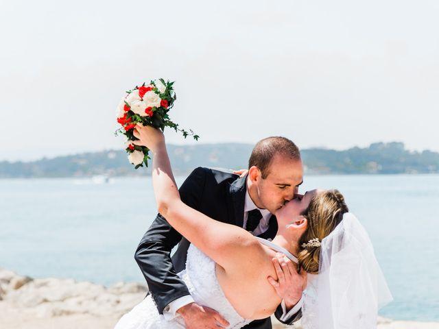 Le mariage de Nicolas et Marjory à Toulon, Var 11