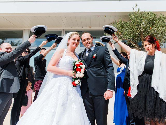 Le mariage de Nicolas et Marjory à Toulon, Var 12