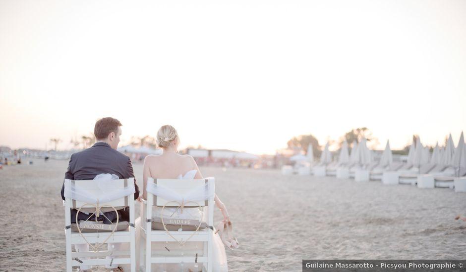 Le mariage de Julian et Zoé à Aigues-Vives, Hérault