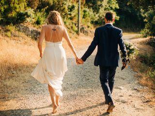 Le mariage de Muriel et Eric