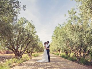 Le mariage de Kenza et Cédric