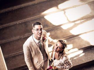 Le mariage de Morgane et Romain 1