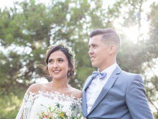 Le mariage de Clothilde et Benjamin 1