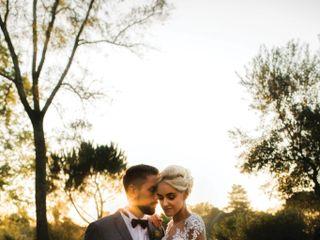 Le mariage de Olivia et Christophe