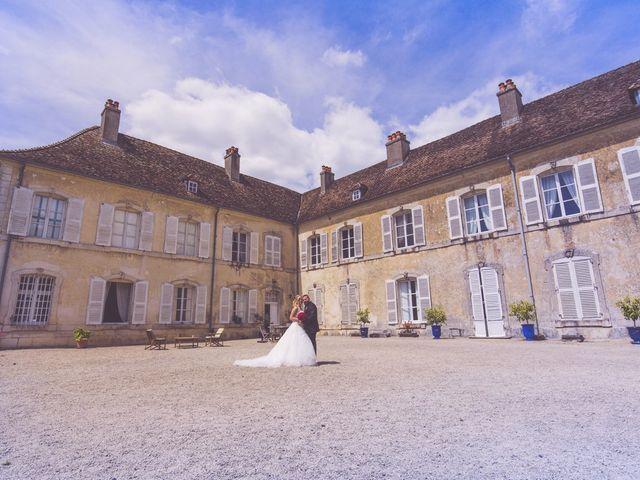 Le mariage de Alex et Anaïs à Mirecourt, Vosges 11