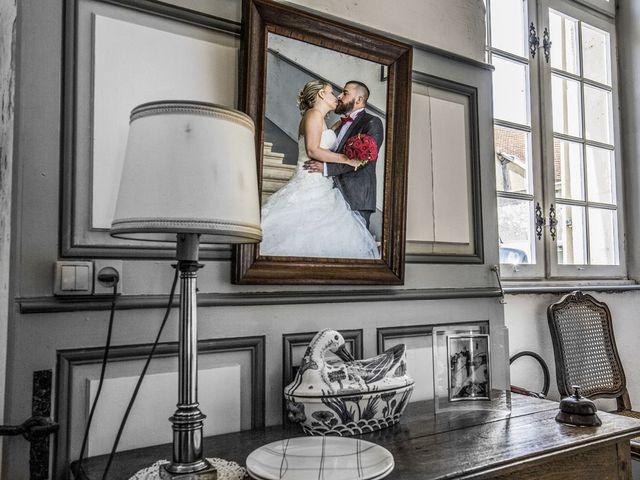 Le mariage de Alex et Anaïs à Mirecourt, Vosges 12