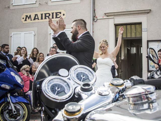 Le mariage de Alex et Anaïs à Mirecourt, Vosges 30