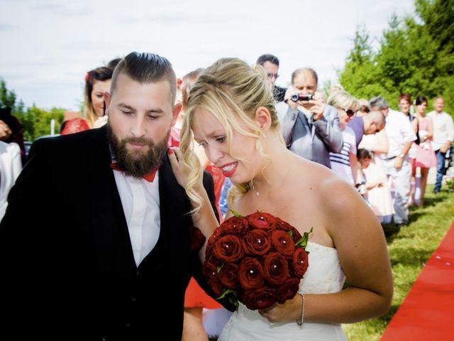 Le mariage de Alex et Anaïs à Mirecourt, Vosges 34